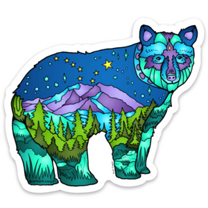 Bear - Mountain Black Bear - Mountain Series