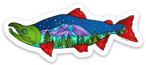 Fish - Mountain Salmon
