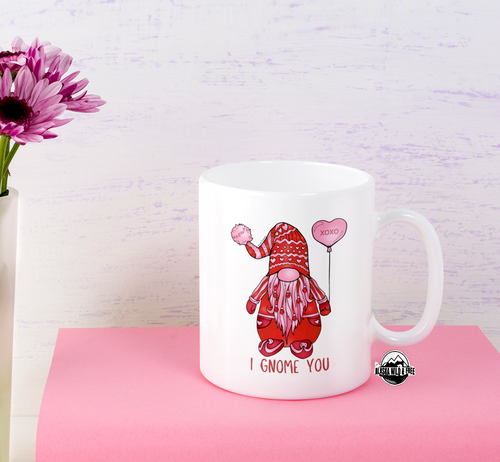 Drinkware - Valentine's Day Gnomes