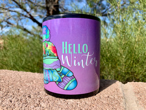 Coffee Mugs - Winter Collection