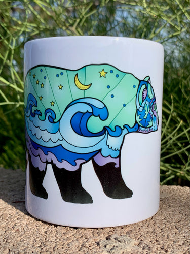 Coffee Mugs - Bear Collection