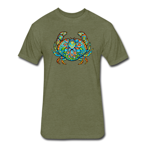 Shirts - Crab - Military Green