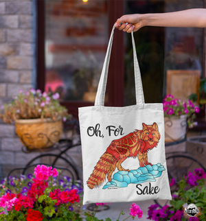 Tote Bag - For Fox Sake