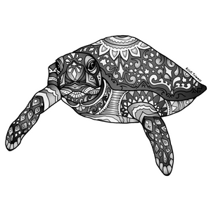 Turtle - Leatherback Sea Turtle