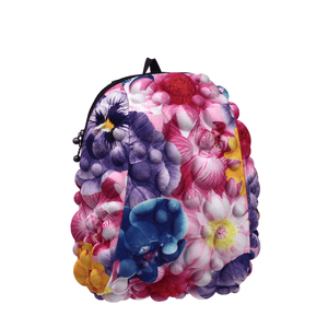 "Ryggsäck MadPax Surfaces ""Flower Power"" Halfpack från MadPax hittar du på backpax.se"