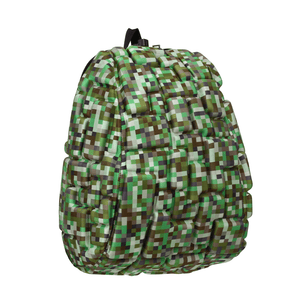 "MadPax Surfaces grön ""Digicamo Green"" Halfpack - backpax.se"