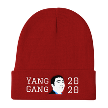 Load image into Gallery viewer, Yang Gang Beanies
