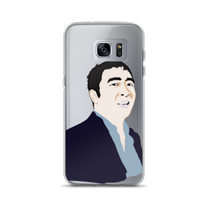 Portrait of a Winner Samsung Case