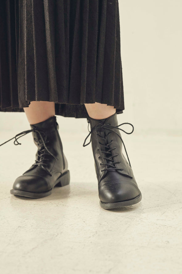 Lace-up boots PRMO0002