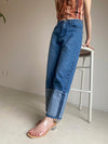 long straight denim PR150040