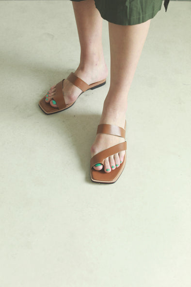 fake leather sandal PR070032