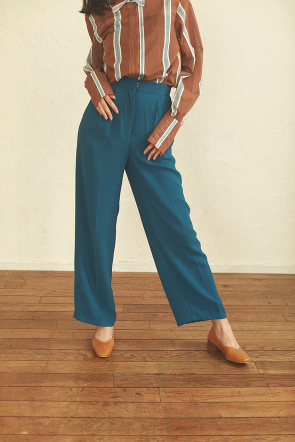 straight pants PR040020