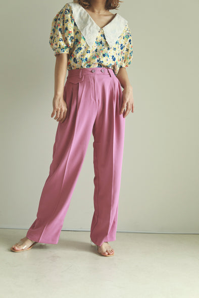 summer color slacks PR020033