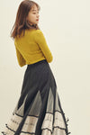 Design pleated skirt PRMG0006