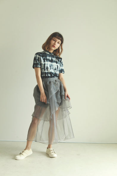 see through skirt PR120038