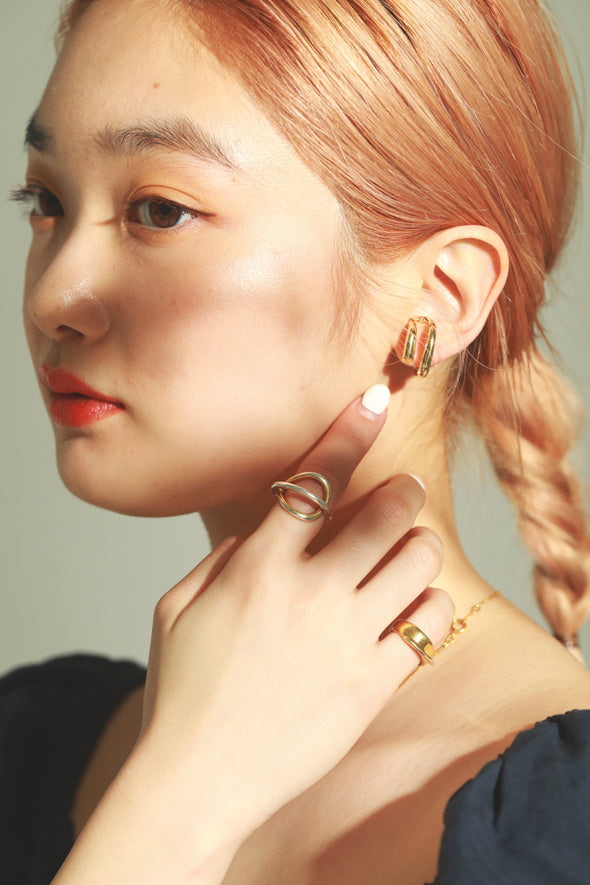 Deformed Ear cuff PR050003