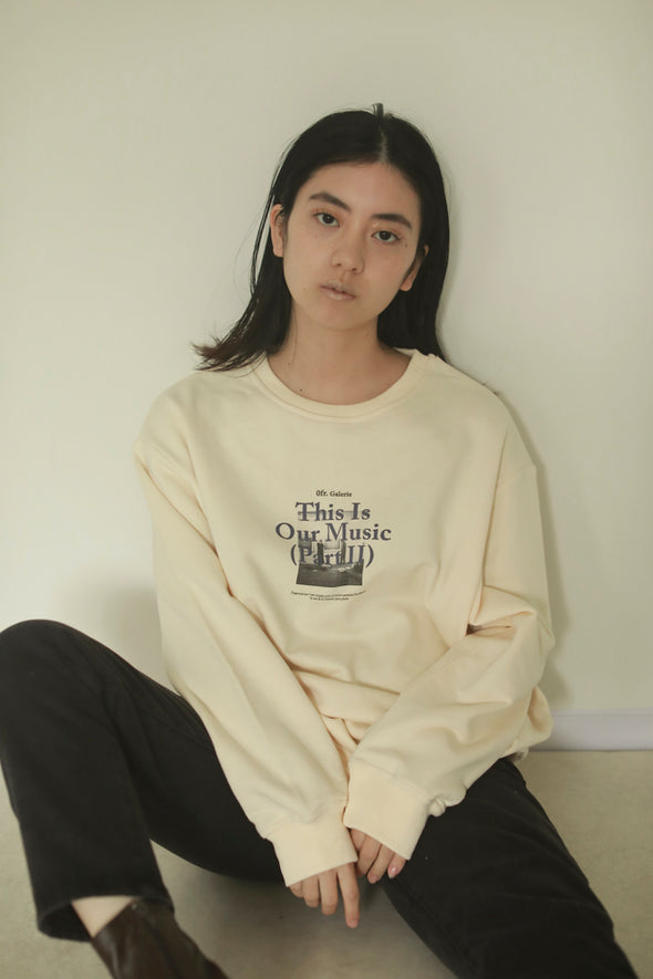 this is our music sweat PR020116