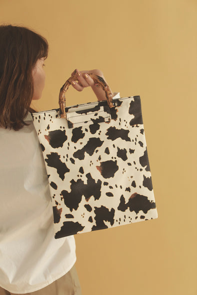 Cow pattern bag PR190017