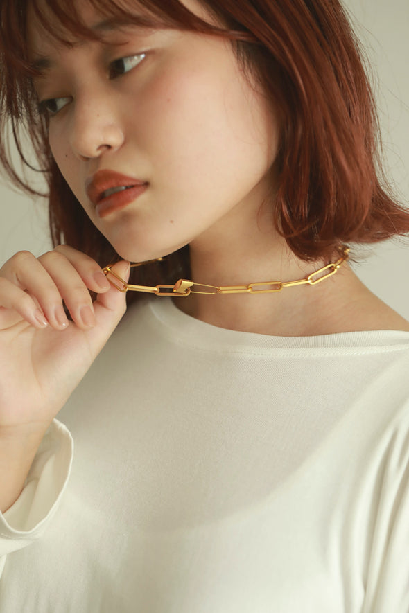Chain necklace PR200029