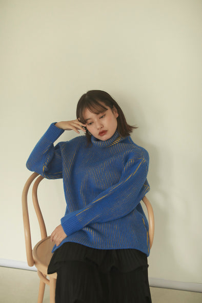 loose turtleneck PR310033