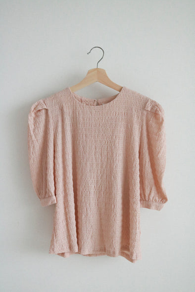 puff sleeve fit tops PR070058