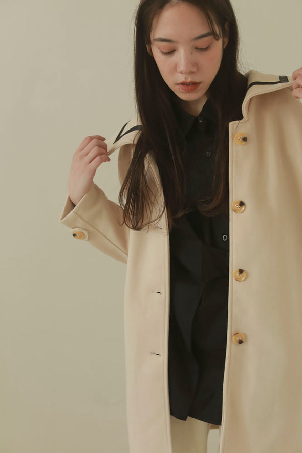 over collar coat PR130117