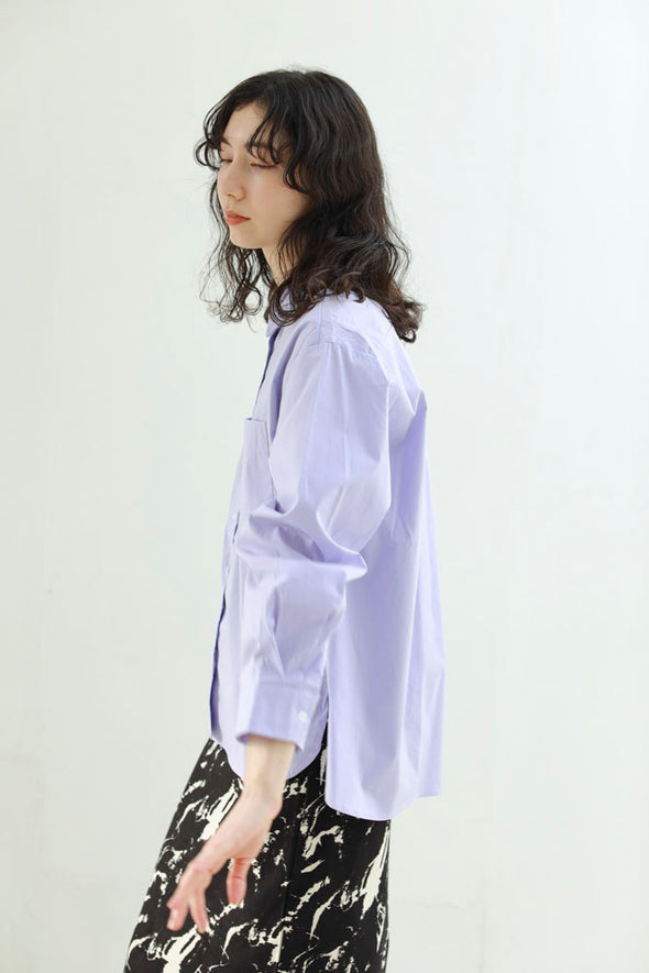 loose color shirt PR140128
