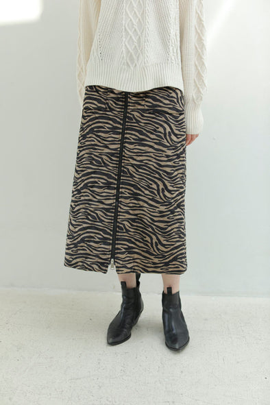 animal long skirt PR130136