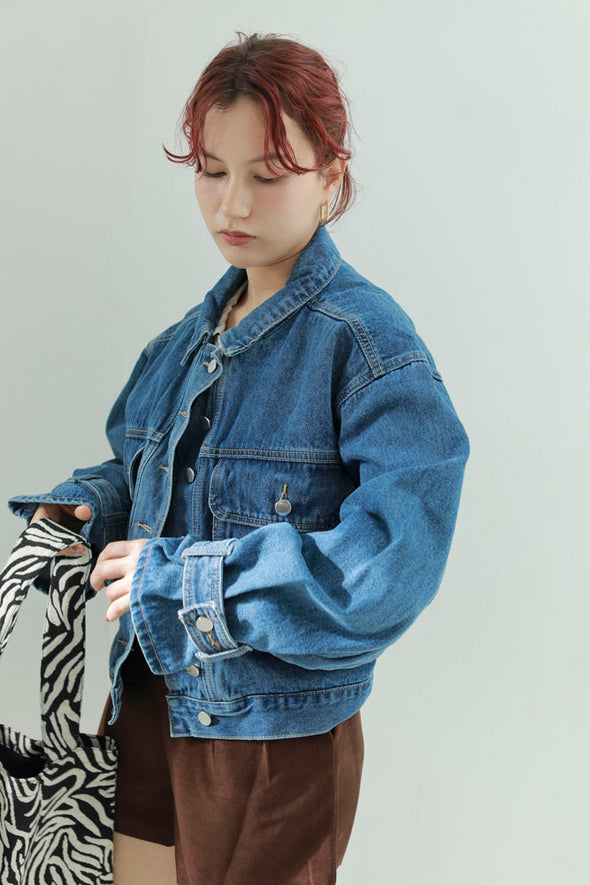 denim jacket PR150154