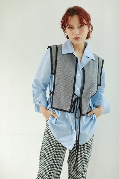 sailor vest two-piece shirt PR360025