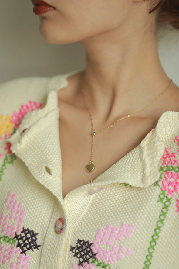 Heart necklace PR220040