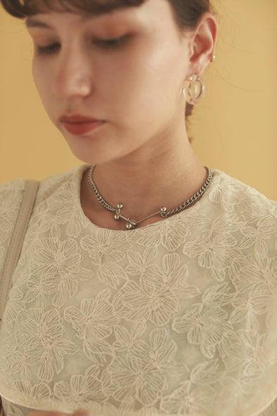 Ball chain necklace PR200016