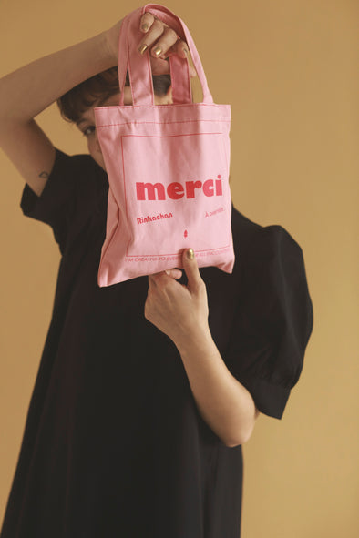 """merce"" mini tote PR260054"