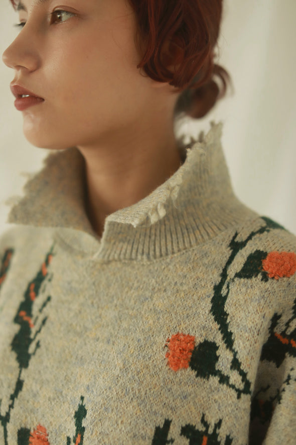 damage eri knit PR130112
