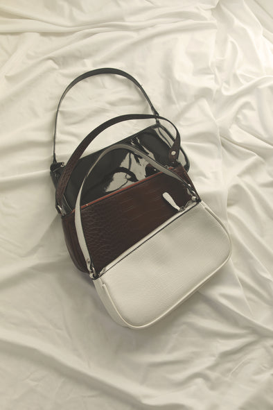 Fake leather bag PR000224