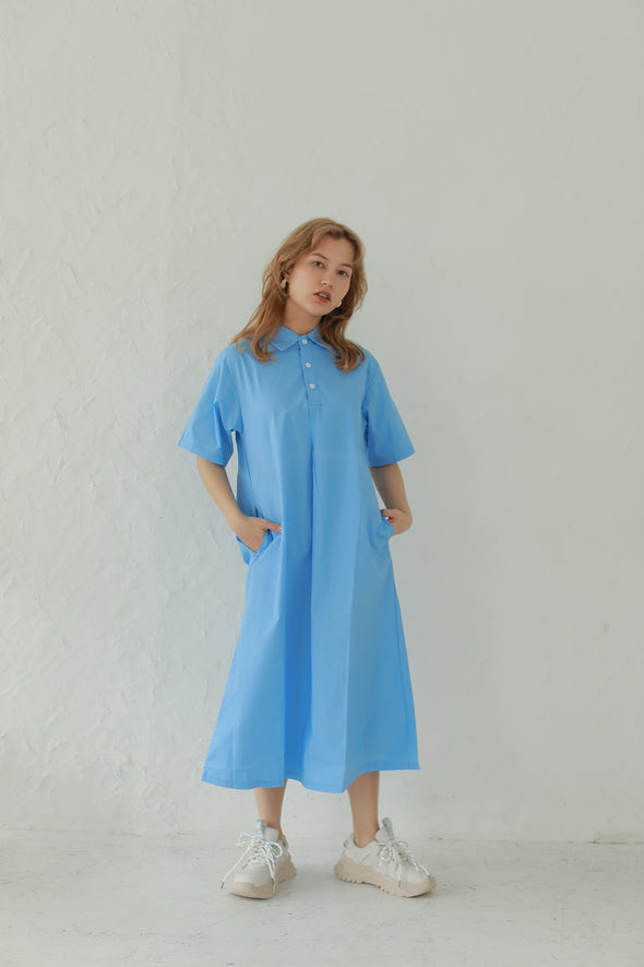 long shirt one-piece PR040162