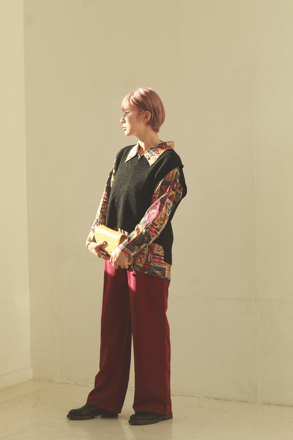 Rich color pants PRK000030