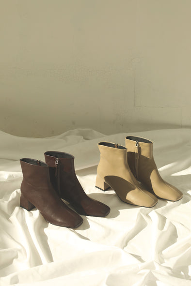 Fake leather boots PR000188