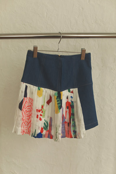 design mini skirt PR110007