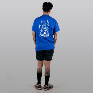 MAMA % Royal Blue