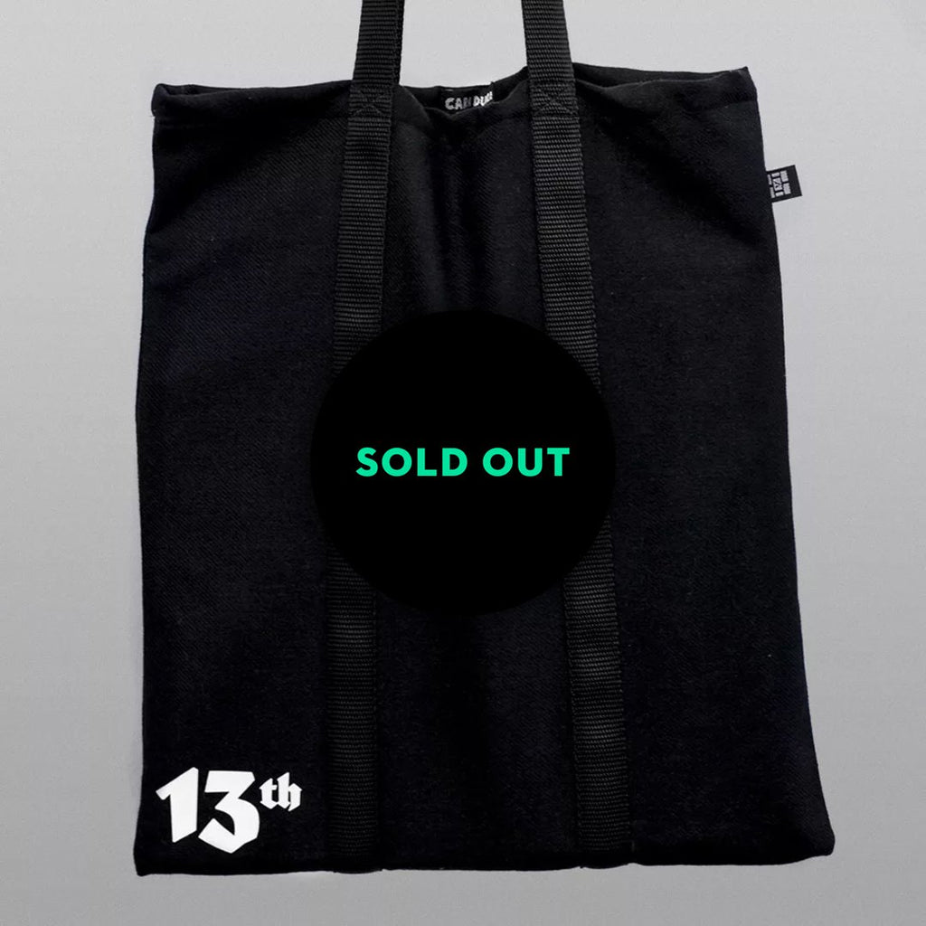 13TH Tote Bag