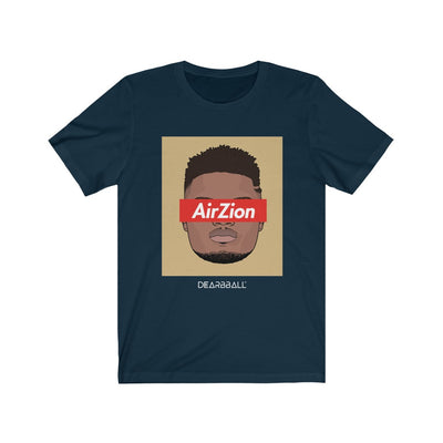 Zion Williamson T-Shirt - AirZion Gold Supremacy