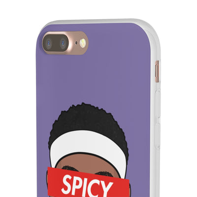 Pascal Siakam Phone Cases - SPICY Supremacy Premium