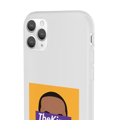 Lebron James Phone Cases - The King Yellow Supremacy