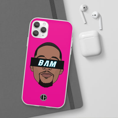 Bam Adebayo Miami Phone Cases - Vice City Limited Edition