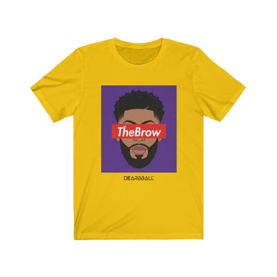 Anthony Davis T-Shirt - The Brow Hoops Supremacy