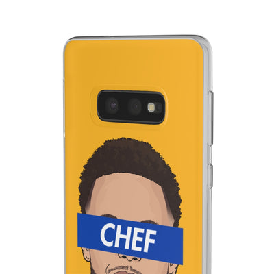 Stephen Curry Phone Cases - Chef Supremacy Blue Premium