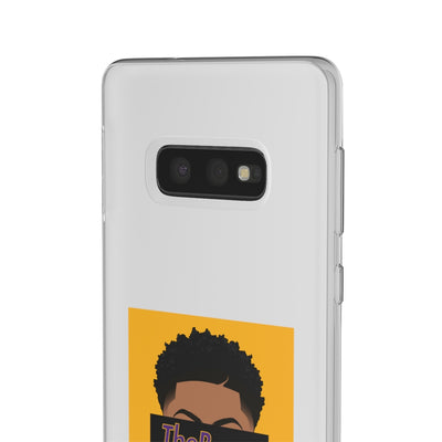 Anthony Davis Phone Cases - The Brow Black LA Supremacy