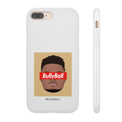 Zion Williamson Phone Cases - BullyBall Gold Supremacy
