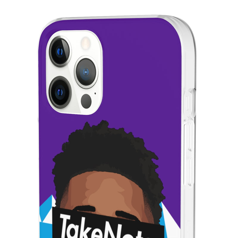 Donovan Mitchell Phone Cases - Take Note Mountains 90's Limited Edition